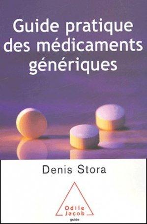 Guide pratique des médicaments génériques - odile jacob - 9782738114686 -