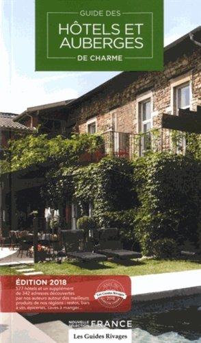 Guide hôtels et auberges de charme - Rivages - 9782743642259 -