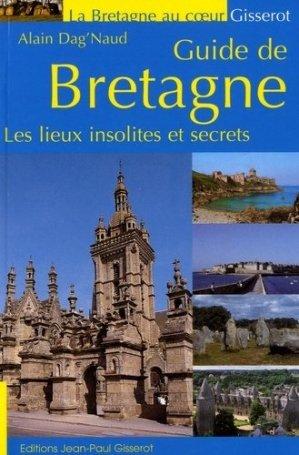 Guide de Bretagne - jean-paul gisserot - 9782755806557 -