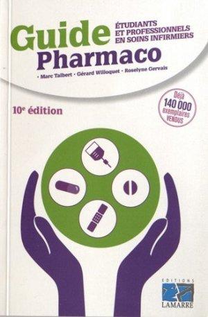 Guide pharmaco - lamarre - 9782757306048 -