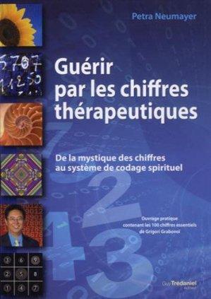 Guérir par les chiffres thérapeutiques - guy tredaniel editions - 9782813208446 -