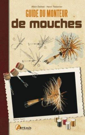Guide du monteur de mouches - artemis - 9782816000993 -