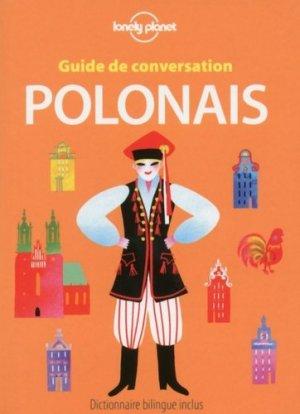 Guide de conversation Polonais - Lonely Planet - 9782816156324 -