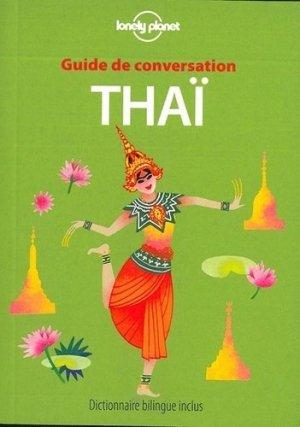 Guide de conversation thaï - Lonely Planet - 9782816163773 -