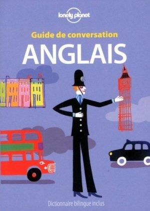 Guide de conversation anglais - Lonely Planet - 9782816171693 -