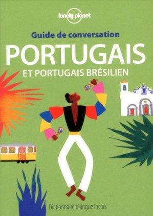 Guide de conversation portugais - Lonely Planet - 9782816171723 -