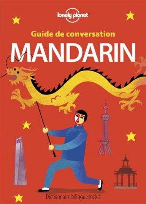 Guide de conversation mandarin - Lonely Planet - 9782816173017 -