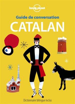 Guide de conversation catalan - Lonely Planet - 9782816173024 -