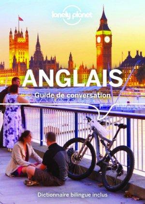 Guide de conversation anglais - Lonely Planet - 9782816179040 -