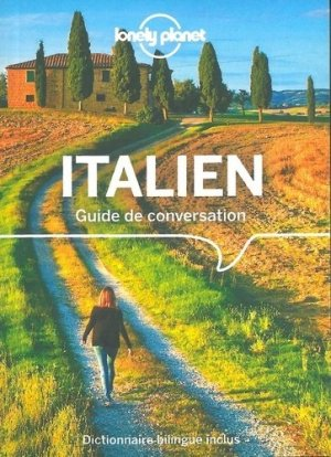 Guide de conversation italien - lonely planet - 9782816179071