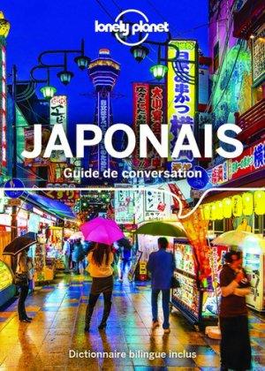 Guide de conversation japonais - lonely planet - 9782816179095