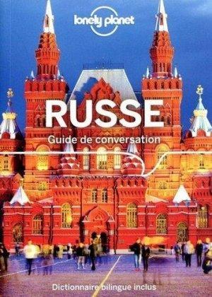 Guide de conversation russe - Lonely Planet - 9782816185713 -