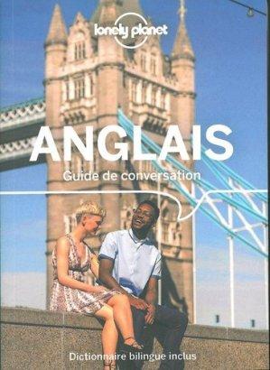 Guide de conversation anglais - Lonely Planet - 9782816188370 -