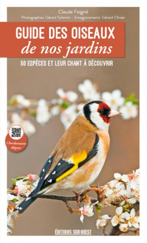 Guide des oiseaux de nos jardins - sud ouest - 9782817705101 -