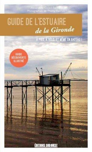Guide de l'estuaire de la Gironde - sud ouest - 9782817705583 -