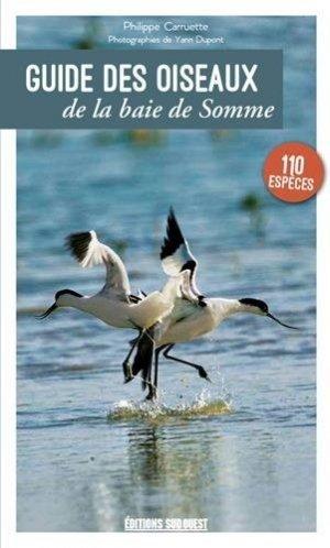 Guide des oiseaux de la baie de Somme - sud ouest - 9782817707051 -