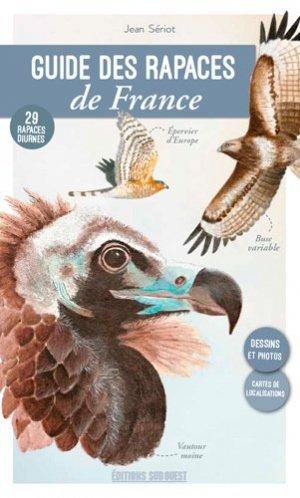Guide des rapaces de France - sud ouest - 9782817707150 -