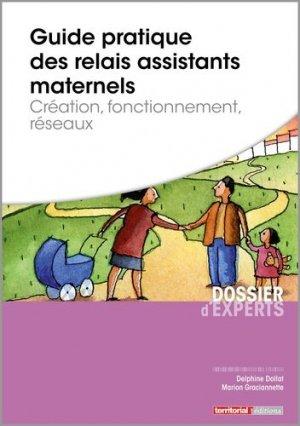 Guide pratique des relais assistants maternelles - territorial - 9782818615676 -