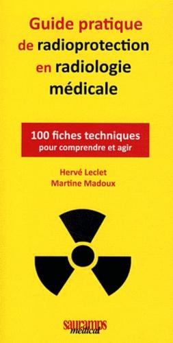 Guide pratique de radioprotection en radiologie médicale - sauramps medical - 9782840238072