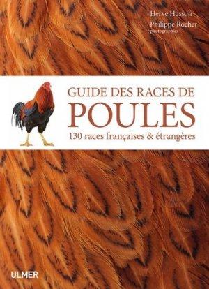Guide Complet des Races de Poules - ulmer - 9782841388172 -