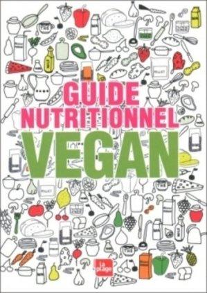 Guide Nutritionnel Vegan - la plage - 9782842214470 -