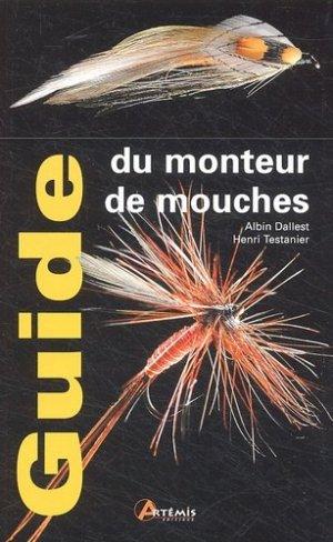 Guide du monteur de mouches - artemis - 9782844163141 -