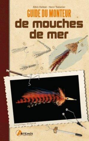 Guide du monteur de mouches de mer - artemis - 9782844168931 -