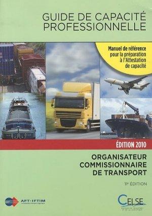 Guide de capacité professionnelle - Celse - 9782850093319 -