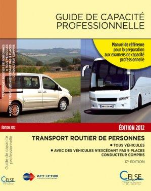 Guide de capacité professionnelle - celse - 9782850093470 -