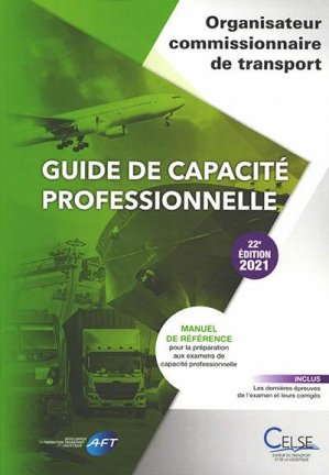 Guide de capacité professionnelle commissionnaire - Celse - 9782850094286 -