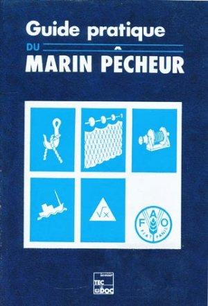 Guide pratique du marin pêcheur - lavoisier / tec et doc - 9782852064607 -