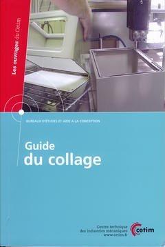 Guide du collage - cetim - 9782854007107 -