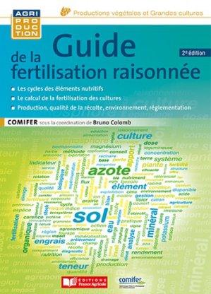 Guide de la fertilisation raisonnée - france agricole - 9782855574127 -