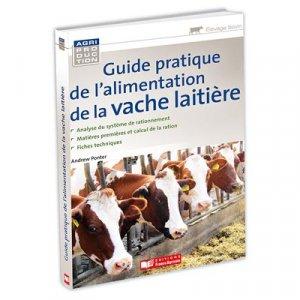 Guide pratique de l'alimentation des bovins laitiers - france agricole - 9782855574387