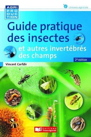 Guide des insectes - france agricole - 9782855577036 -
