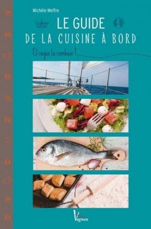 Guide la cuisine à bord - vagnon - 9782857259053 -