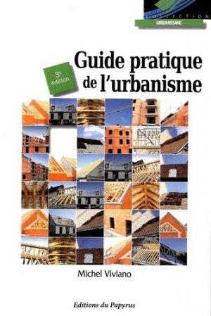 Guide pratique de l'urbanisme - du papyrus - 9782876032545 -