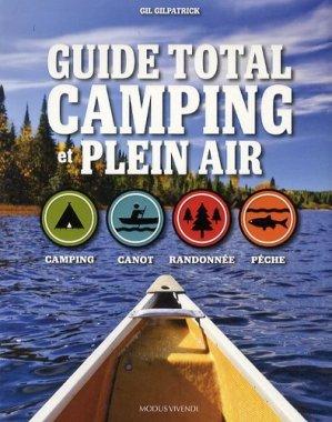 Guide total camping et plein air - modus vivendi (canada) - 9782895237860 -