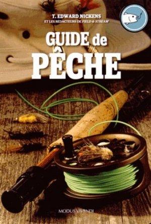 Guide de pêche - modus vivendi (canada) - 9782895238621 - rechargment cartouche, rechargement balistique