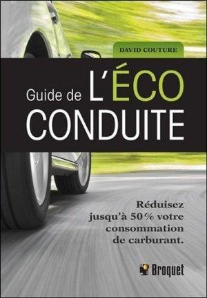 Guide de l'écoconduite - Broquet - 9782896544882 -