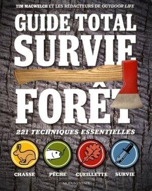 Guide Total survie forêt - modus vivendi (canada) - 9782897760250 -