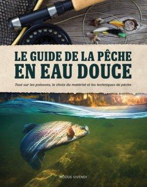 Guide de la pêche en eau douce - modus vivendi (canada) - 9782897760700 -