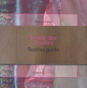 Guide des textiles - esmod - 9782909617312 -