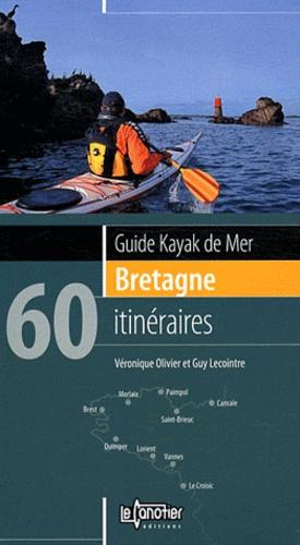 Guide kayak de mer - le canotier - 9782910197292 -