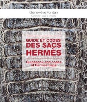 Guide et codes des sacs Hermès - arfon - 9782911955433 -