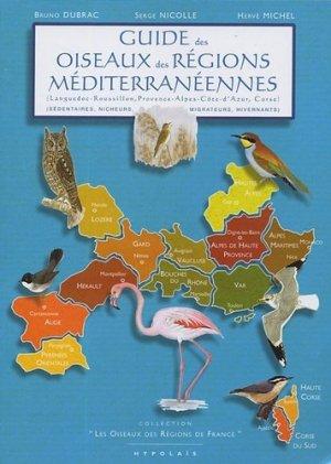 Guide des oiseaux des régions méditerranéennes - hypolais - 9782913307032 -