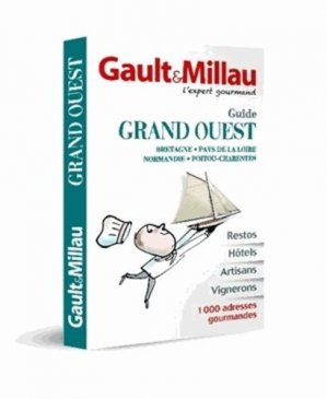 Guide Grand Ouest 2015 - gault et millau - 9782914913843 -