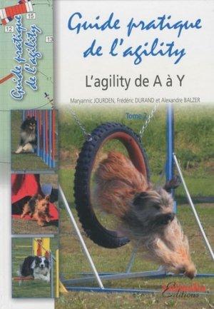 Guide pratique de l'agility Tome 2 - animalia - 9782915740998 -