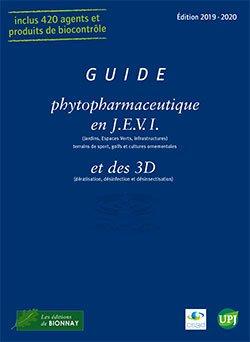 Guide phytopharmaceutique en J.E.V.I ( jardin, espaces verts, infrastructures) 2019-2020 - horticulture et paysage - 9782917465677 -