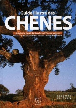 Guide illustré des chênes (2 tomes) - du huitieme - 9782960097405 -